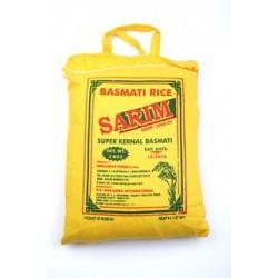 Rýže Basmati, výběrová Sarim, 2 kg