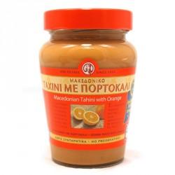 Makedonské Tahini pomerančové, 350 g