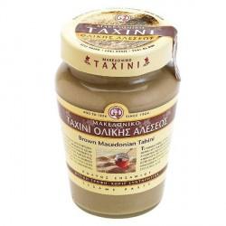 Makedonské výběrové tahini z neloupaného sezamu, 300 g