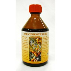 Rakytníkový olej, 100 ml