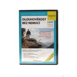 4 DVD Dlouhý život bez nemocí