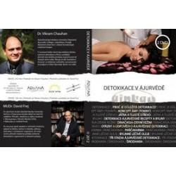 2 DVD Detoxikace v Ájurvédě