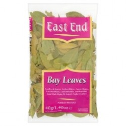 East End, Bobkový list celý, 40 g