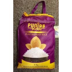 Punjab Rýže Basmati, 5 kg