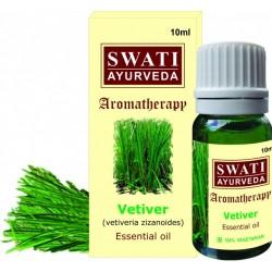 Swati - Esenciální olej vetiver, 10 ml
