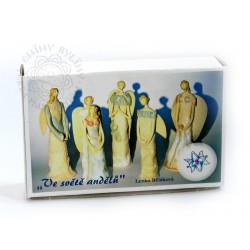 Výkladové karty Lenky Bělákové - tvrdé