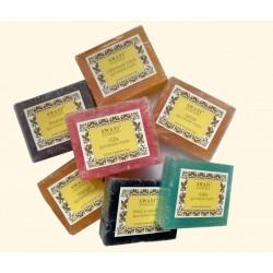 Swati Ručně dělané mýdlo Jahoda, 100 g