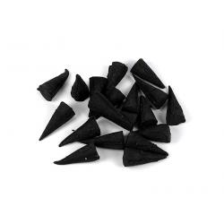 Vánoční františky, tradiční černé