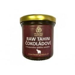 RAW Tahini čokoládové, 165 ml