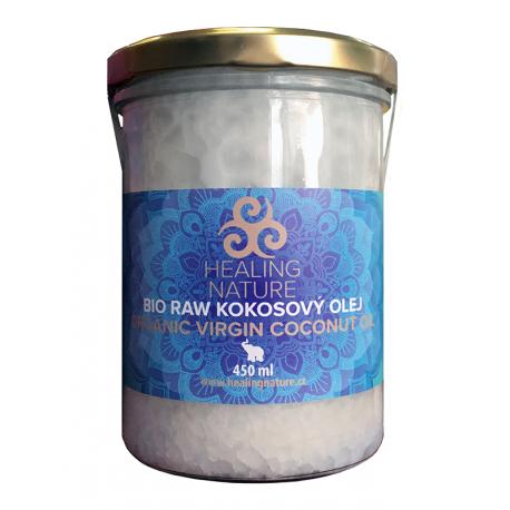 DUO HN BIO Ghí a Kokosový olej, 450 ml + 450 ml