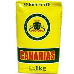 YERBA MATE CANARIAS 1000G