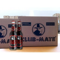 Club Maté 0,33 l mix - Mate 12ks + Cola 12ks - v kartonu