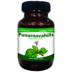 Punarnavahills, 60 kapslí, ledviny, močový měchýř