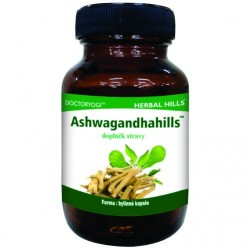 Ashwagandahills, 60kapslí, vitalita, pohybový aparát