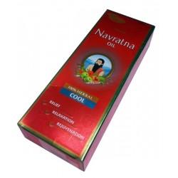 Navratna oil (vlasový olej), 200 ml
