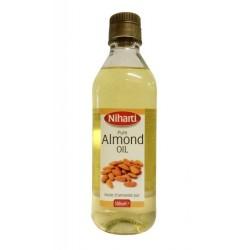 Mandlový olej za studena lisovaný, 500 ml