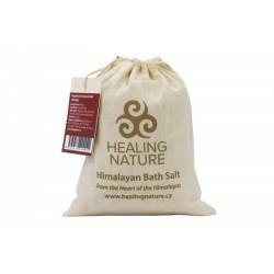 Koupelová sůl červená hrubá, 1 kg
