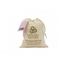 Koupelová sůl růžová hrubá, 1 kg