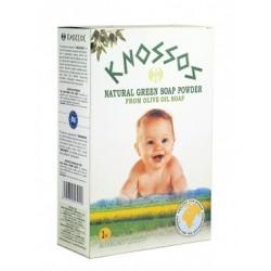 Knossos, Olivové mýdlo v prášku zelené, 1 kg