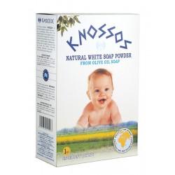 Knossos,Olivové mýdlo v prášku bílé, 1 kg