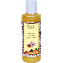 Swati Šampon šafrán a reetha, 210 ml