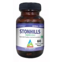 Stonhills, 60 kapslí, normální funkce močové soustavy