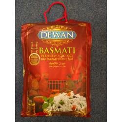 Rýže Basmati, 5 kg (Dewan)