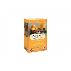 Numi čaj bio Bílý Pai Mu Tan s pomerančem, 16 sáčků
