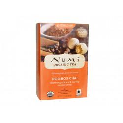 Numi čaj bio Rooibos Chai, 18 sáčků