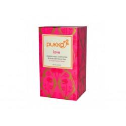 Pukka čaj Láska, 20 sáčků