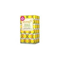 Pukka čaj Mandarinka, citron, verbena, 20, sáčků