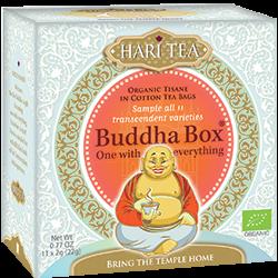 BIO HARI TEA: BUDDHA - POZNÁVACÍ KOLEKCE