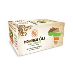 Moringa čaj Povzbuzení, 20 sáčků