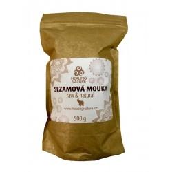 Sezamová mouka, 500 g
