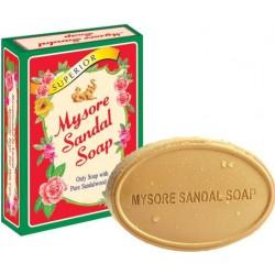 Santalové mýdlo - Mysore Sandal Soap 75g