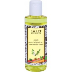 Swati Šampon tea tree a rozmarýn, 100 ml
