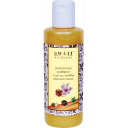 Swati Šampon šafrán a reetha, 100 ml