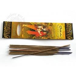 Vonné tyčinky - GOKULA – myrha, vanilka a tulasi