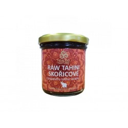 RAW Tahiny skořicové, 165 ml