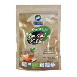 BIO TULSI MASALA CHAI - cestovní balení (náplň), 100 g
