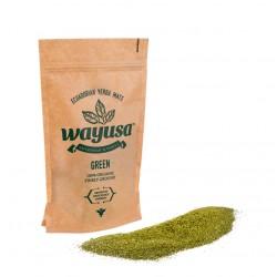 WAYUSA GREEN - JEMNĚ MLETÁ (350g)