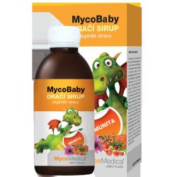 MycoBaby dračí sirup | MycoMedica