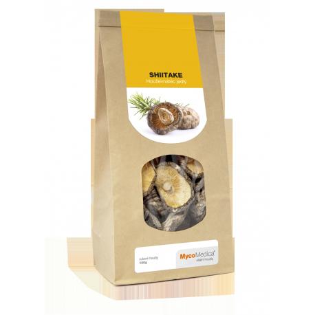 Shiitake sušená