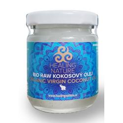 HN BIO RAW kokosový olej, 60 ml