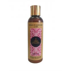 Šampon & kondicioner s růží, 200 ml