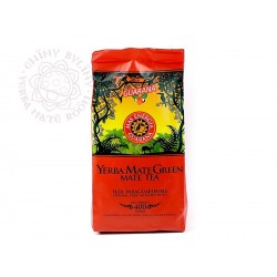 YERBA MATE GREEN Mas energia Guarana 400 g