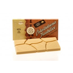 Bílá čokoláda 40%, 45g