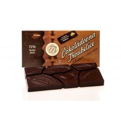 Hořká čokoláda 75%
