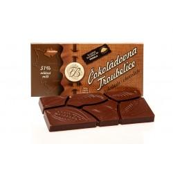 Mléčná čokoláda 51%