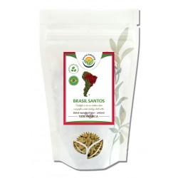 Káva - Brasil Santos zelená nepražená